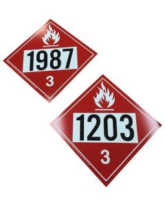 Littlejohn carries the best quality 1203-1987 Placard Slide-IN 1203-1987 by   for your needs