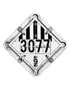 Littlejohn carries the best quality 126CT-M9 5 Legend Flip Placard by   for your needs
