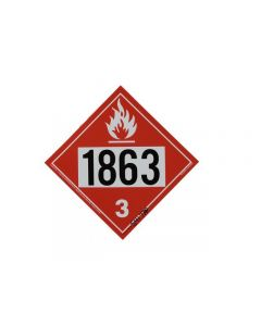Littlejohn carries the best quality 541TPP Placard Stick-on 1863 by   for your needs