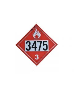 Littlejohn carries the best quality 631TPS Placard Slide-IN 3475 by   for your needs