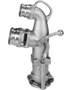 Littlejohn carries the best quality 6400X Tall Coaxial Elbow With by  Elbows for your needs