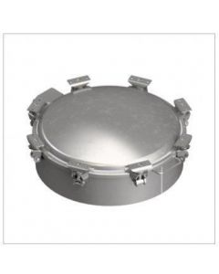 Littlejohn carries the best quality 8324LCW10 Full Opening Manway 316L SS by  Manholes for your needs