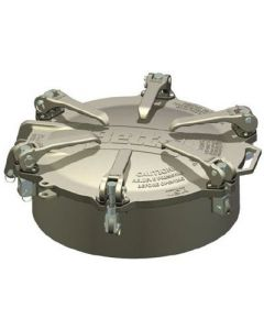 Littlejohn carries the best quality 8555SBF6 20IN MANWAY ASMB ALUM COVER by  Manholes for your needs