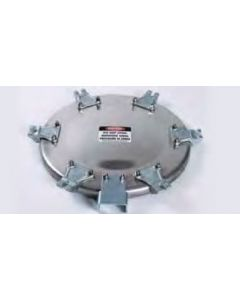 Littlejohn carries the best quality 901556 6 Lug Butler sytle manhole by  Manholes for your needs