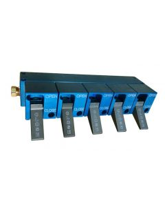 Littlejohn carries the best quality AD14TO5ALFS 5 COMPARTMENT - TOGGLE ONLY by  Valves for your needs