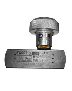 Littlejohn carries the best quality F400S Manatrol Valve Hydraulic by   for your needs