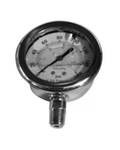 """Littlejohn carries the best quality I0160SL Gauge 1/4"""" 0-160 SS Tube by   for your needs"""