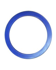 """Littlejohn carries the best quality SB08 4"""" BLUE FDA COUPLING GASKET by   for your needs"""